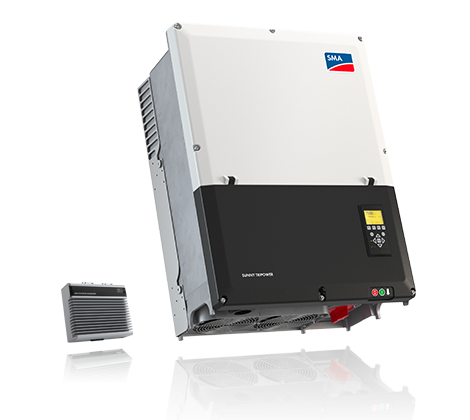 Sma Sunny Tripower 60 Inverter Manager