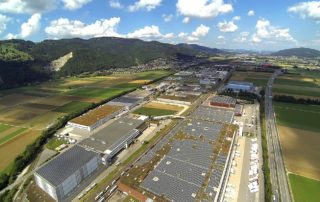 Largest Swiss Solar Power Plant Is on Public Power Grid 3