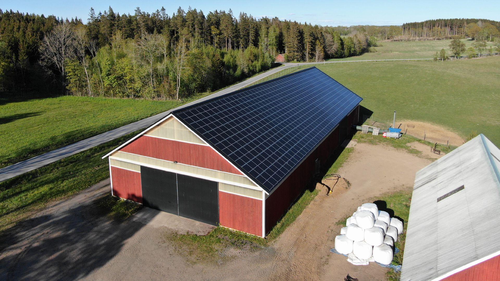Farm building Sweden 1