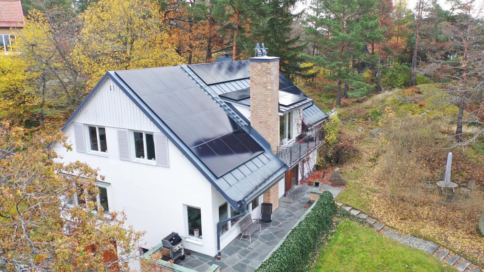 Wohnhaus Sweden 7